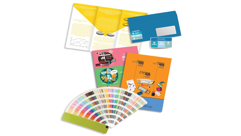 Examples of custom printed products